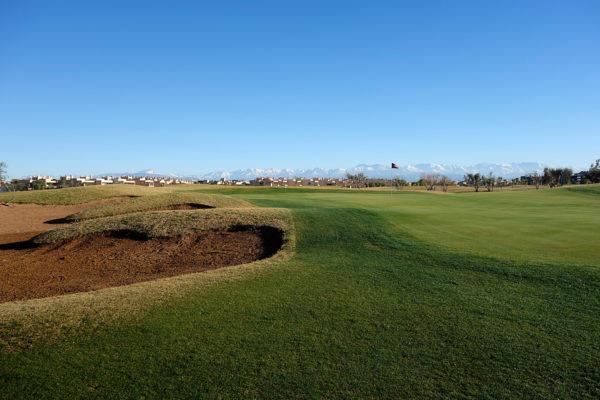 Golf Marrakesch The Montgomerie
