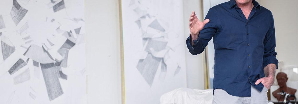 Zeichner – Bildhauer – Maler: Matthias Gangkofner