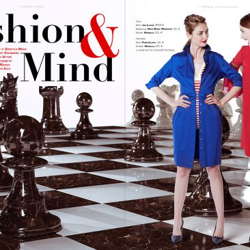 Fashion and Mind – das Frühlingseditorial