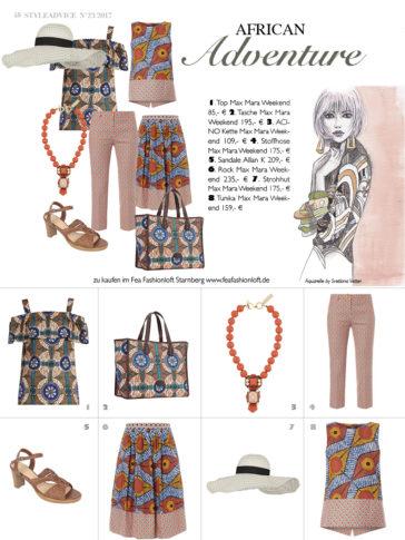 Frühlingtrends für Fashionvictims