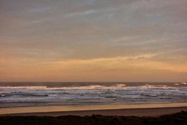 Sonnenaufgang Mazagan Beach