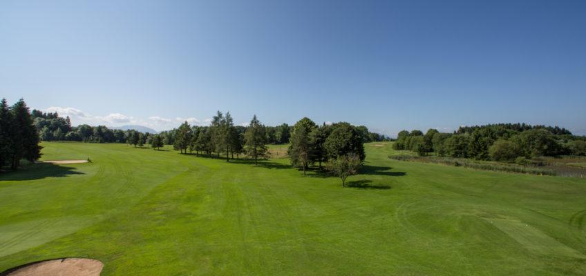 Der Golfclub St. Eurach, im Süden Münchens am Starnberger See gelegen, gehört seit über 40 Jahren zu den exklusivsten Clubs der Region.