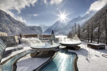 Gipfel Glück – das Aqua Dome in Tirol