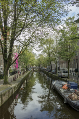 ein Spaziergang entlang der Grachten lohnt immer und die verschiedenen Viertel bieten diverse Schwerpunkte wie Kunst, Food oder feines Wohnen