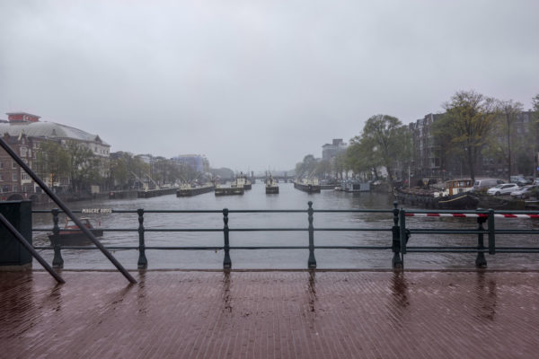 Amsterdam Reisereportage, Magere Brug