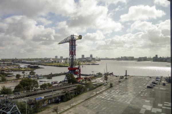 Amsterdam Reisereportage, NDSM - das neue Kreativviertel