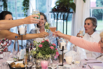 Fea Fashionloft Ladies Golf Cup, 2017 Golfturnier in Beuerberg für Kundinnen, Freundinnen und Neuigierige des Starnberger Modehaus Fea Fashionloft