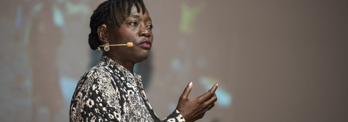 Quality Life Forum Kitzbühel 2017 - Dr. Auma Obama