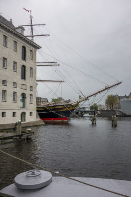das Schifffahrtsmuseum gehört zu den besten Museen Amsterdams. Den Machern ist es gelungen ein interaktives Abenteuer zu gestalten, welches alle Altersgruppen auf geniale Weise gleichermaßen anspricht